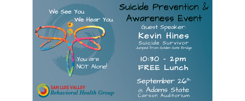 Hines Suicide Awareness Event