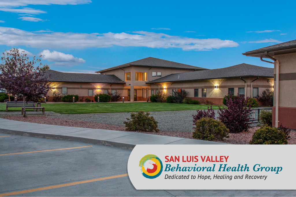 San Luis Valley Behavioral Health Group Alamosa Building